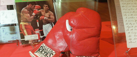 GLOVES MUHAMMAD ALI