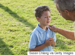 The Art Of Saying 'No' To Your Child Or Grandchild