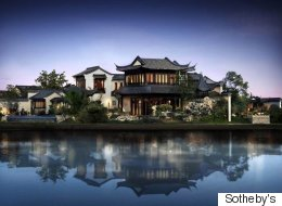 China's Most Expensive Home Is Fit For An Emperor