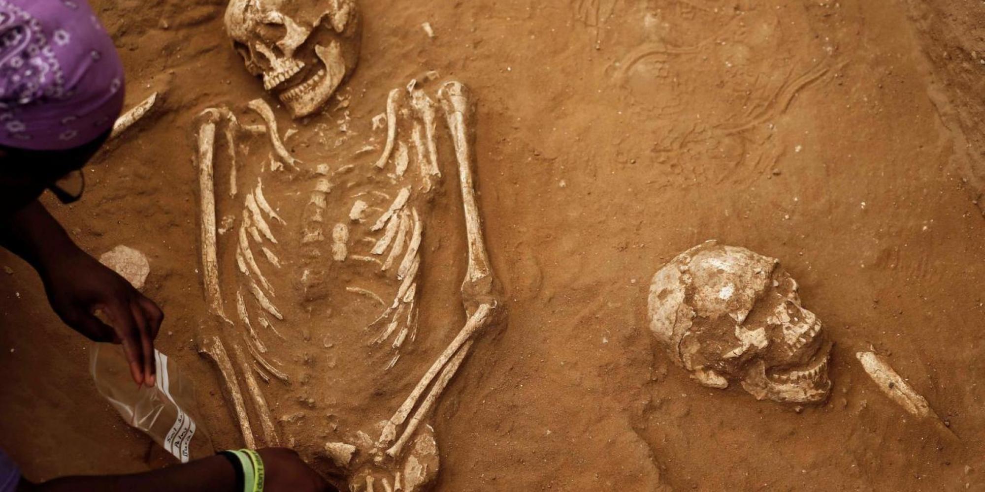 История и археология: 10 невероятных археологических находок.