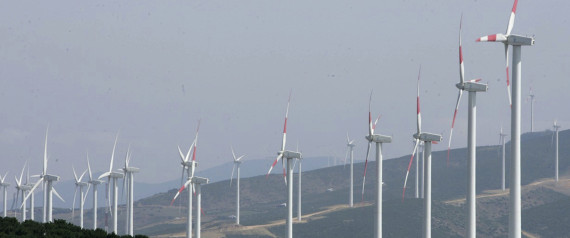 WIND TURBINE MOROCCO