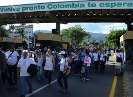 Los juegos del Hambre de Nicolás y la Paz de Venezuela