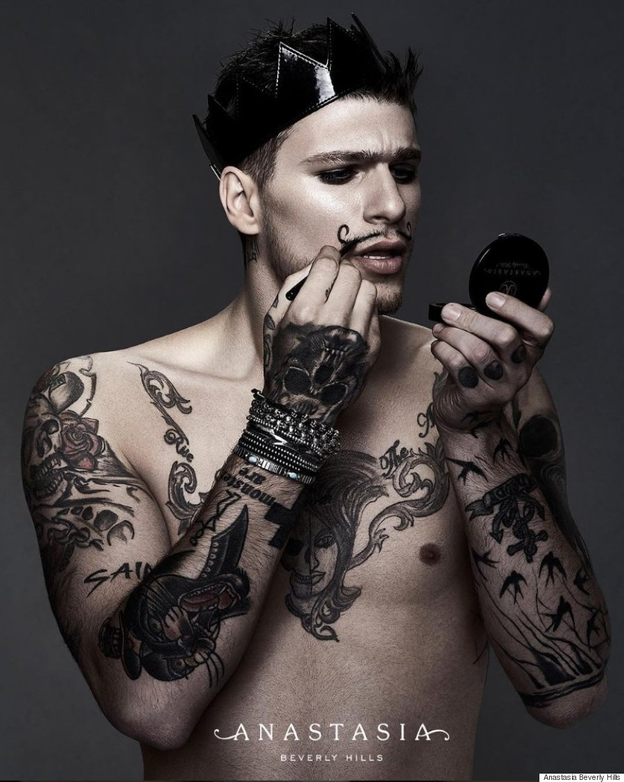 Anastasia Beverly Hills: Anastasia Beverly Hills Enlists Men To Star In Latest