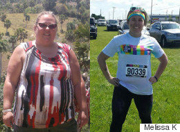 After Losing 130 Pounds, This Woman Learned To Love Herself Again