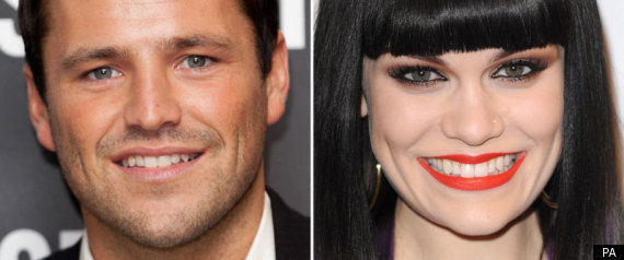 Mark Wright Jessie J