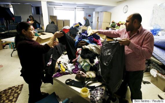 canada refugee donation
