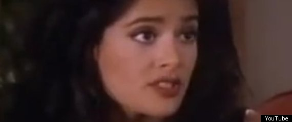 Salma Hayek Dream On
