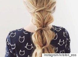 Des coiffures estivales parfaites pour les cheveux longs