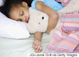 One Way Parents Can Ease Bed-Wetting Woes