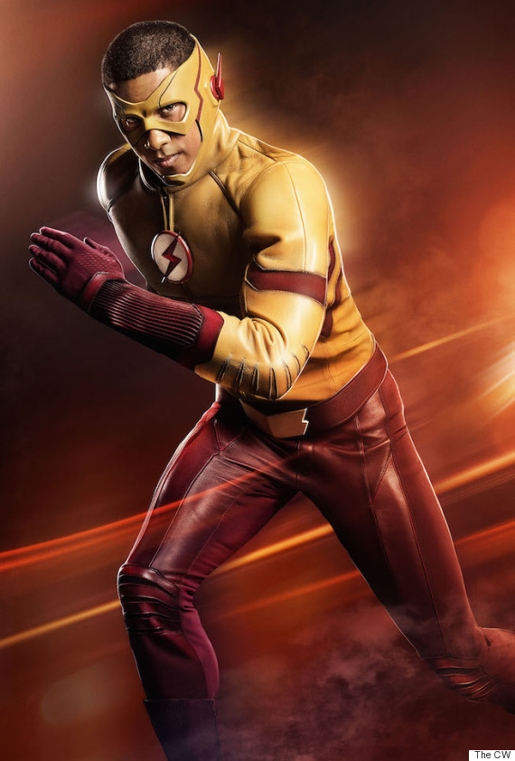 kid flash