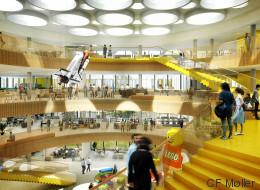 Le futur siège de Lego ressemble à une salle de jeu géante