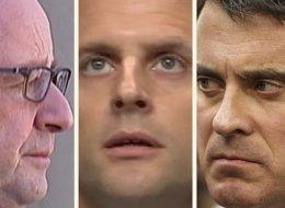Macron s'est-il vraiment retenu de dire du mal du gouvernement?