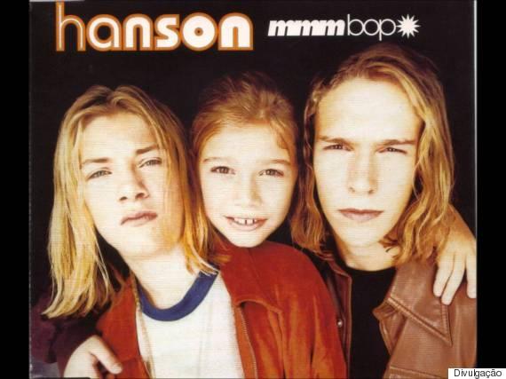 brothers hanson