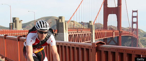 Golden Gate Bridge Bike Lane Closes
