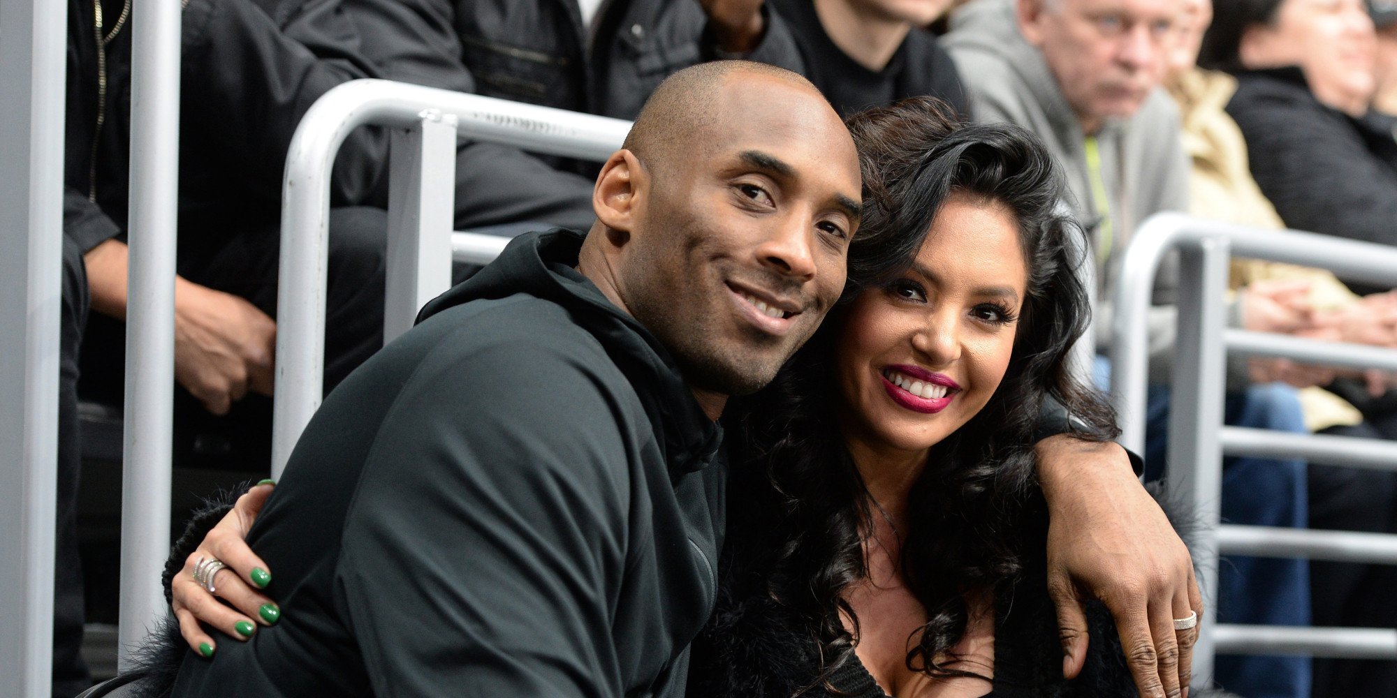 Superstar Kobe Bryants Wife Naked Pictures Png