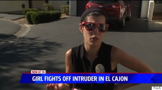 el cajon intruder mom