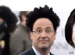 Les propositions capillaires des internautes pour François Hollande