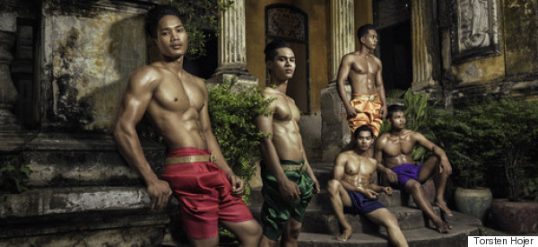 Meet The Khmer Muscle Boys Challenging Perceptions Of What It Means To Be Young And Gay In Cambodia