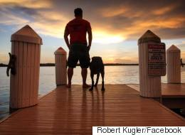 Man Takes Beloved Pooch With Cancer On Epic Road Trip