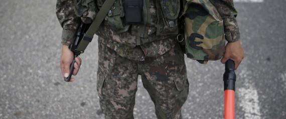 KOREA SOLDIER