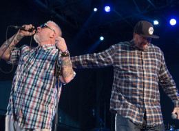 FEQ 2016 : Prestation inégale pour House of Pain (PHOTOS)