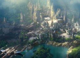 Vas a alucinar con el futuro parque de 'Star Wars' en California