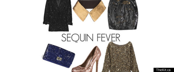 SEQUIN CLOTHING