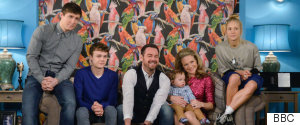 CARTER FAMILY EASTENDERS