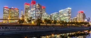 business district beijing