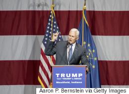 Donald Trump aurait choisi Mike Pence comme colistier