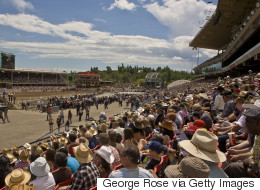 3 Injured By Falling Camera Equipment At Calgary Stampede