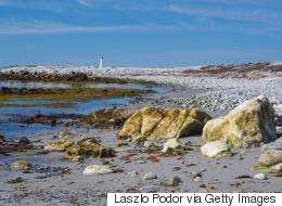 L'île de Sable peut maintenant être explorée sur Google Street View