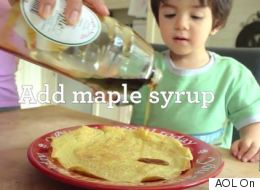 Simple DIY Crepes Perfect For Busy Families