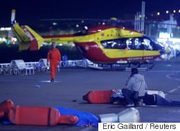 Voici les premières images de l'attaque de Nice
