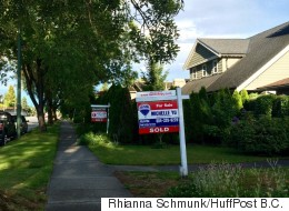 Vancouver's Housing Market Just Hit The Top: Bank