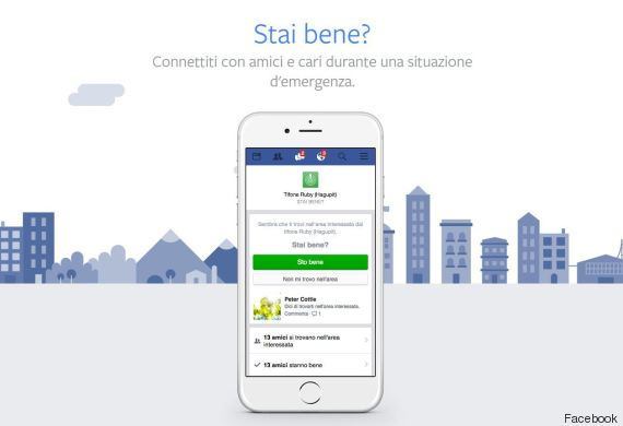 facebook safety chech
