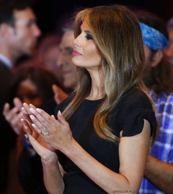 trump wife ring