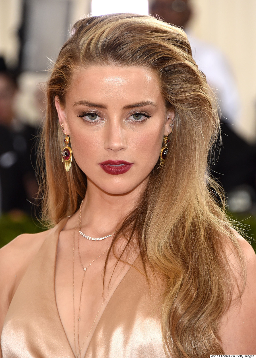 Amber Heard Is The Mos...