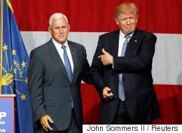 Trump choisit Mike Pence comme colistier