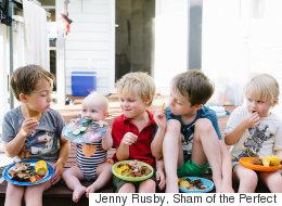 35 photos résumant parfaitement la vie avec des enfants