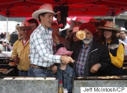 Justin Trudeau To Visit The Calgary Stampede