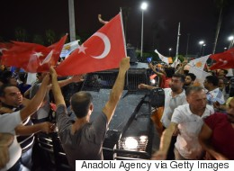 Military Coup In Turkey Failed To Take Down Government: Officials