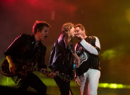 Soirée rétro avec Duran Duran au FEQ