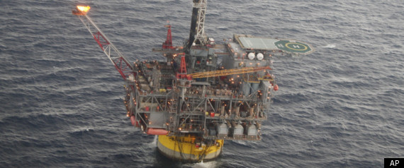 PERDIDO DEEP DRILLING GULF OF MEXICO