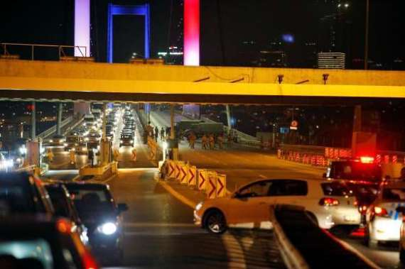 turkey coup bridge