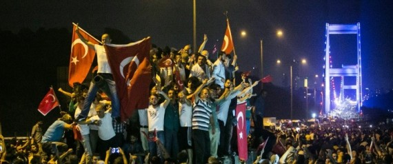MANIFESTATION  ISTANBUL