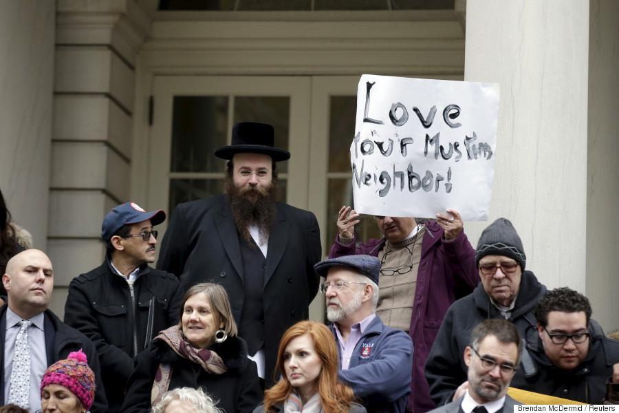 muslim protest america