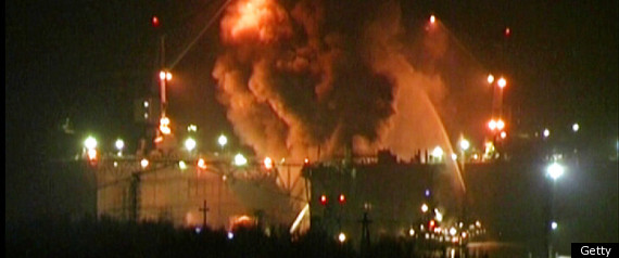 Russia Nuclear Submarine Fire