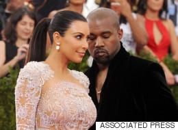 Kanye West et Kim Kardashian deviennent modèles pour Balmain (PHOTOS)