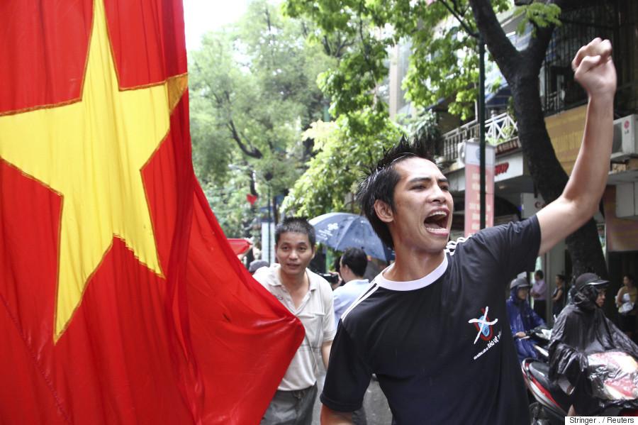 vietnam china sea